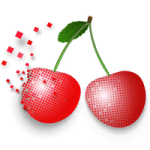 digital cherry logo